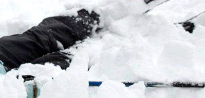 Kreuzband Operation nach Skiunfall