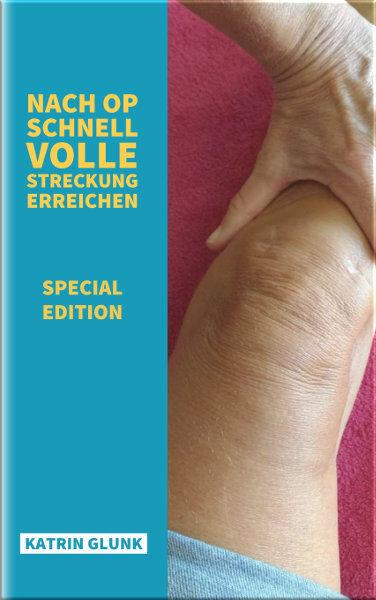 Volle Streckung im Kniegelenk Trainingsbuch