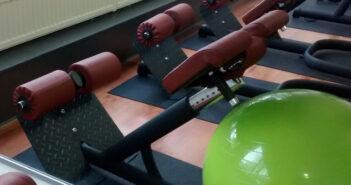Fitness Probleme nach Knie OP
