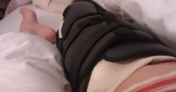 Besserer Schlaf nach Knieoperationen