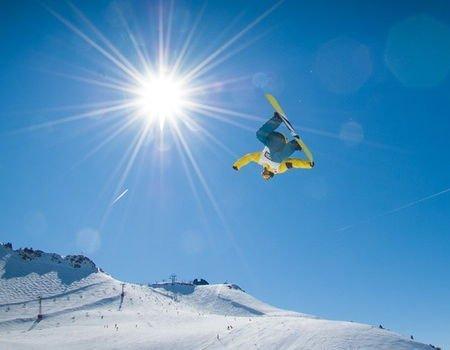 Wieder Snowboarden nach dem Kreuzbandriss?