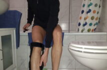 Duschen nach Arthroskopie im Knie, die ultimative Anleitung