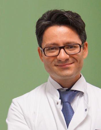 Kniespezialist Prof. Dr. Georg Matziolis
